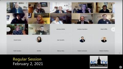 ACC meeting feb 3