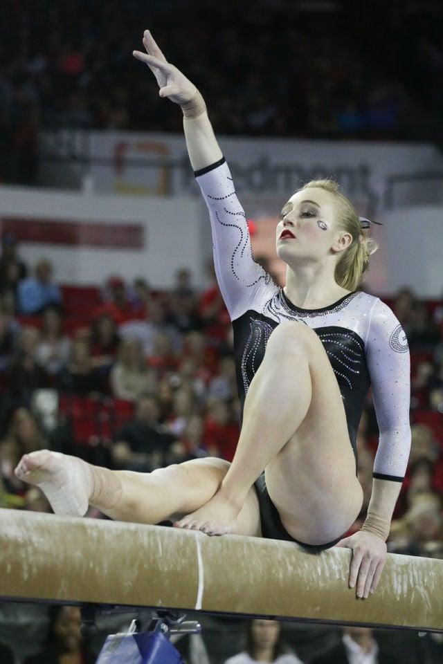 ga gymnastics meet scores north