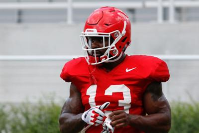 sports shoes 7a08e cd6ea Patience may finally pay dividends for Georgia running back ...