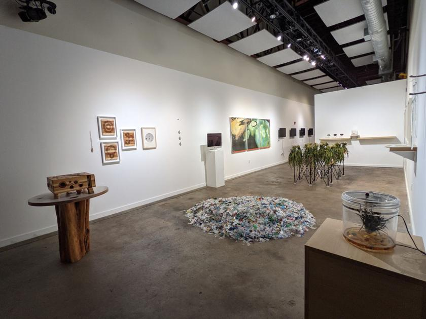 ATHICA Exhibit uses art to showcase climate change