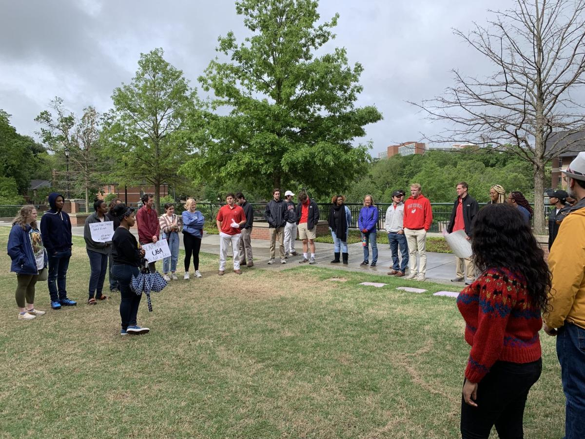 NAACP march 4/20/19