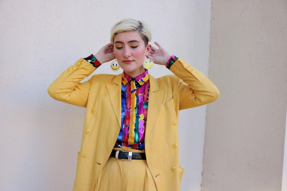 Fashion Friday: Katelyn Bass' take on fashion as a way to costume everyday