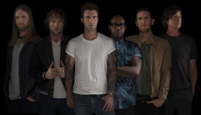 Review: Maroon 5 features artists from many genres in its