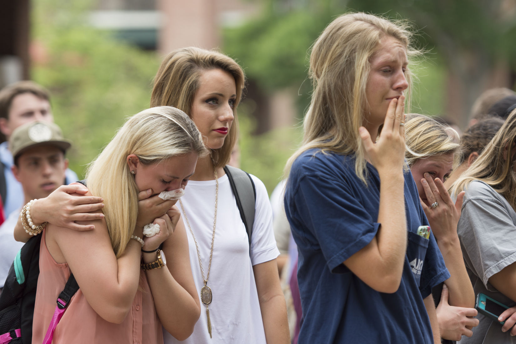 Sorority Girls Killed In Car Crash: Four U Of Georgia Students Die