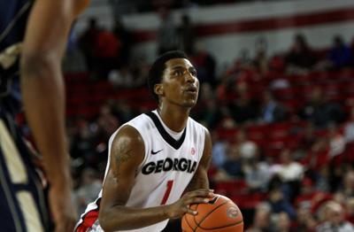 Georgia basketball vs. George Washington
