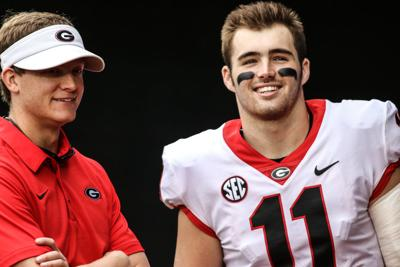 fad42f677 A change in plans  Jake Fromm s unexpected journey from MLB prospect ...
