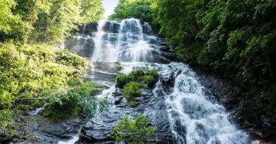 Amicalola Falls courtesy photo