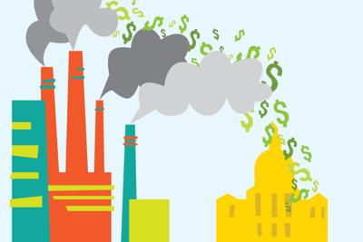 Carbon Tax graphic