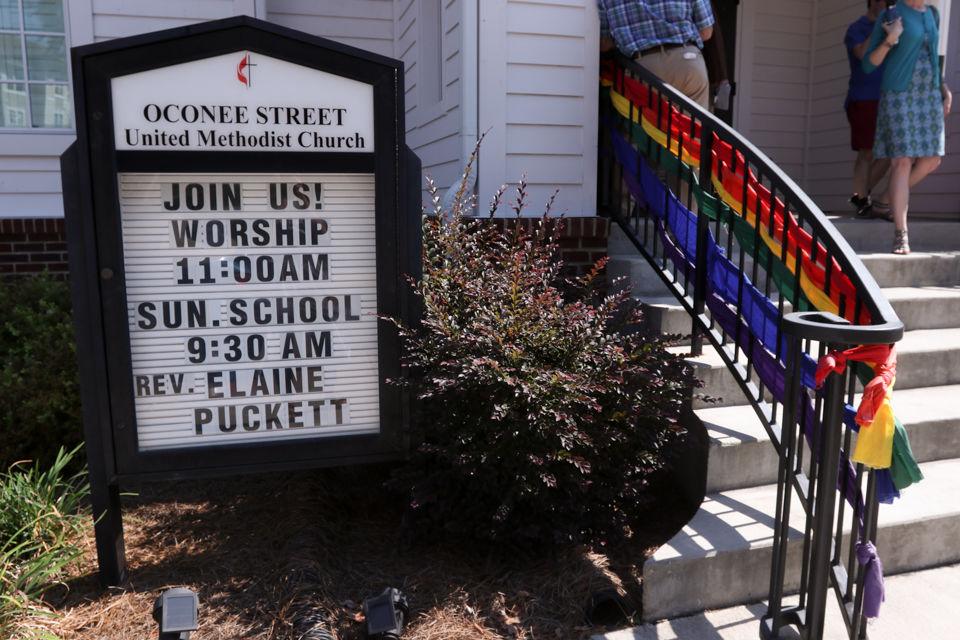 Oconee Street Methodist Church