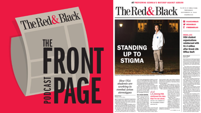 the front page nov. 14