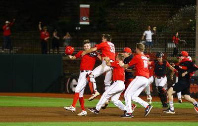 a140d33789a8 Georgia baseball wins longest game in school history
