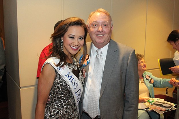 UGA graduate to compete in Miss America 2015   Variety