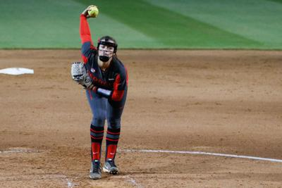 Georgia softball bounces back with 5-1 win over Georgia Southern
