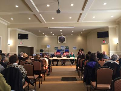 candidates for clarke county school district 10th congressional