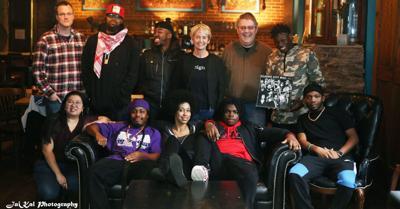 Athens hip hop harmonic