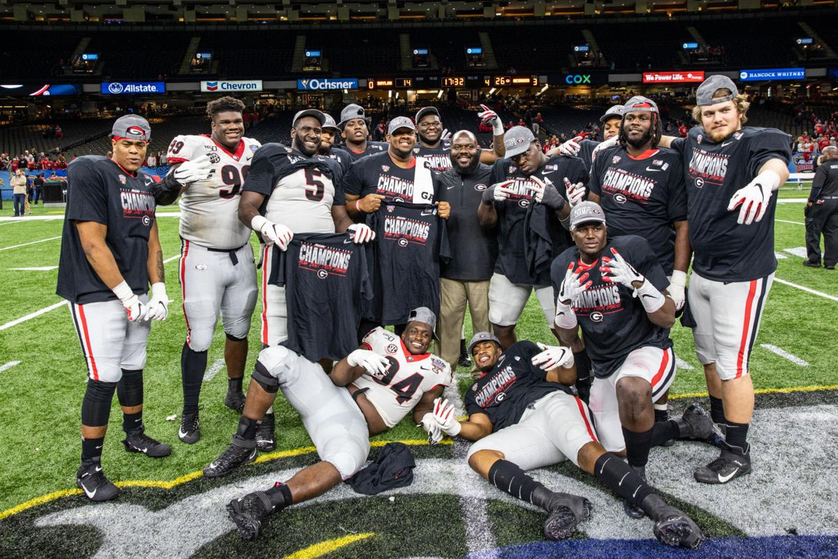 'We are family': Georgia football caps off up-and-down 2019 season on a high note