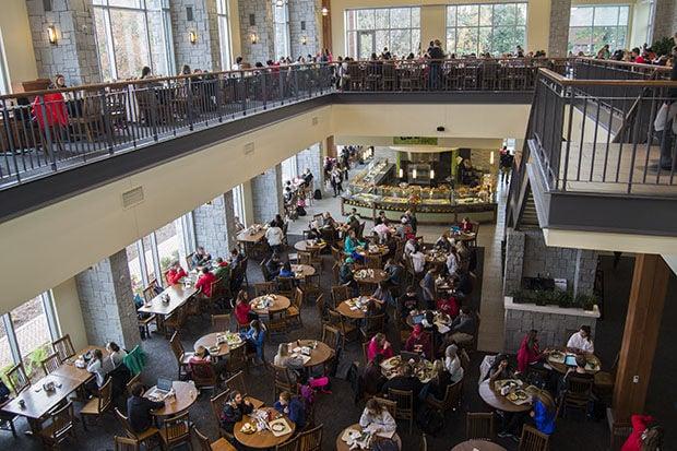 UGA ranks No. 6 for best campus food | UGAnews ...