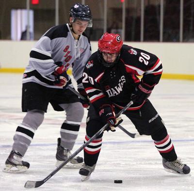 Georgia vs. Georgia Alumni Ice Hockey