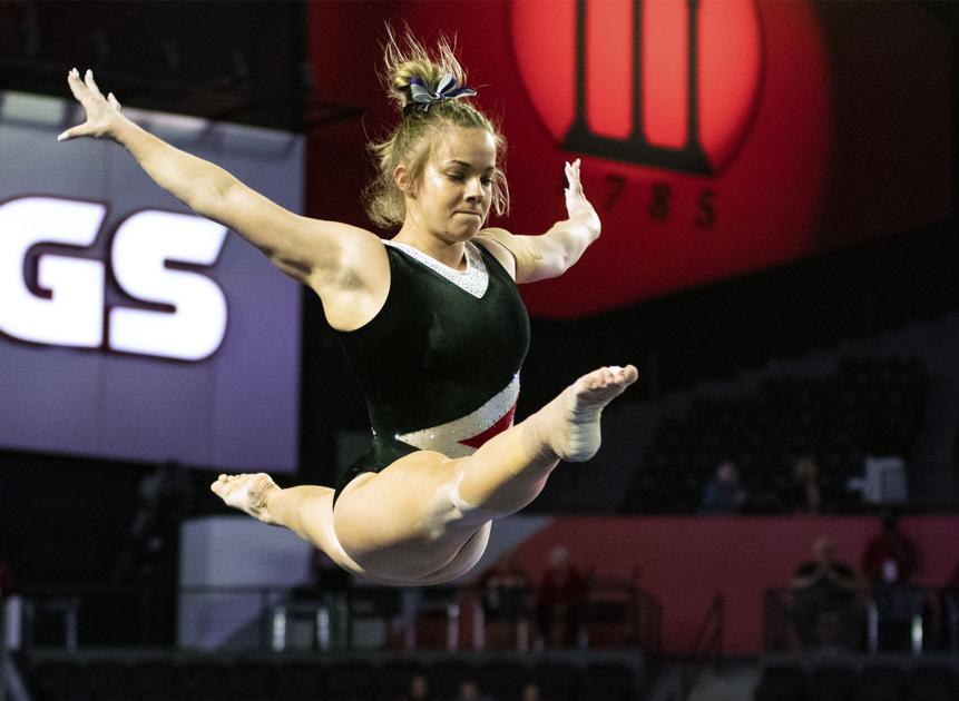 Georgia gymnastics post 197.05 in road win over Kentucky