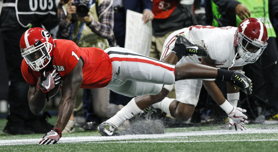The anatomy of a disaster: Why Georgia lost the national title game ...