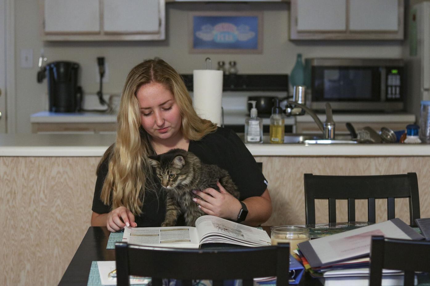 Morgan and Cat