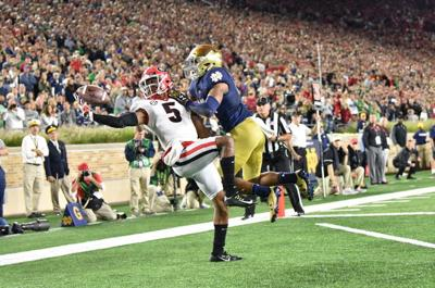 Terry Godwin's one handed grab