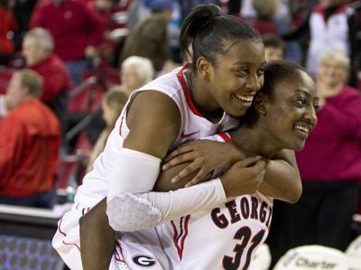 Khaalidah Miller and Erika Ford