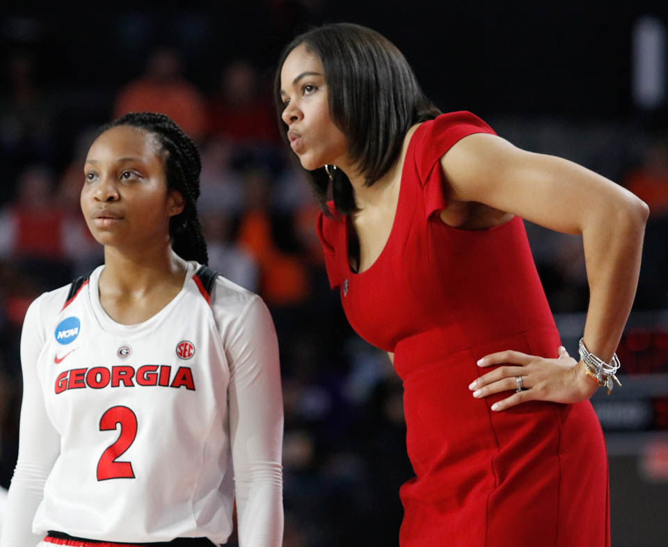 Georgia women's basketball faces new challenges in NCAA ...