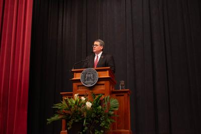 Jere Morehead State of the University