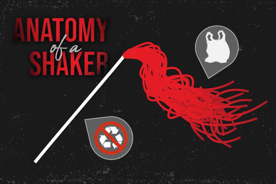 Shaker graphic