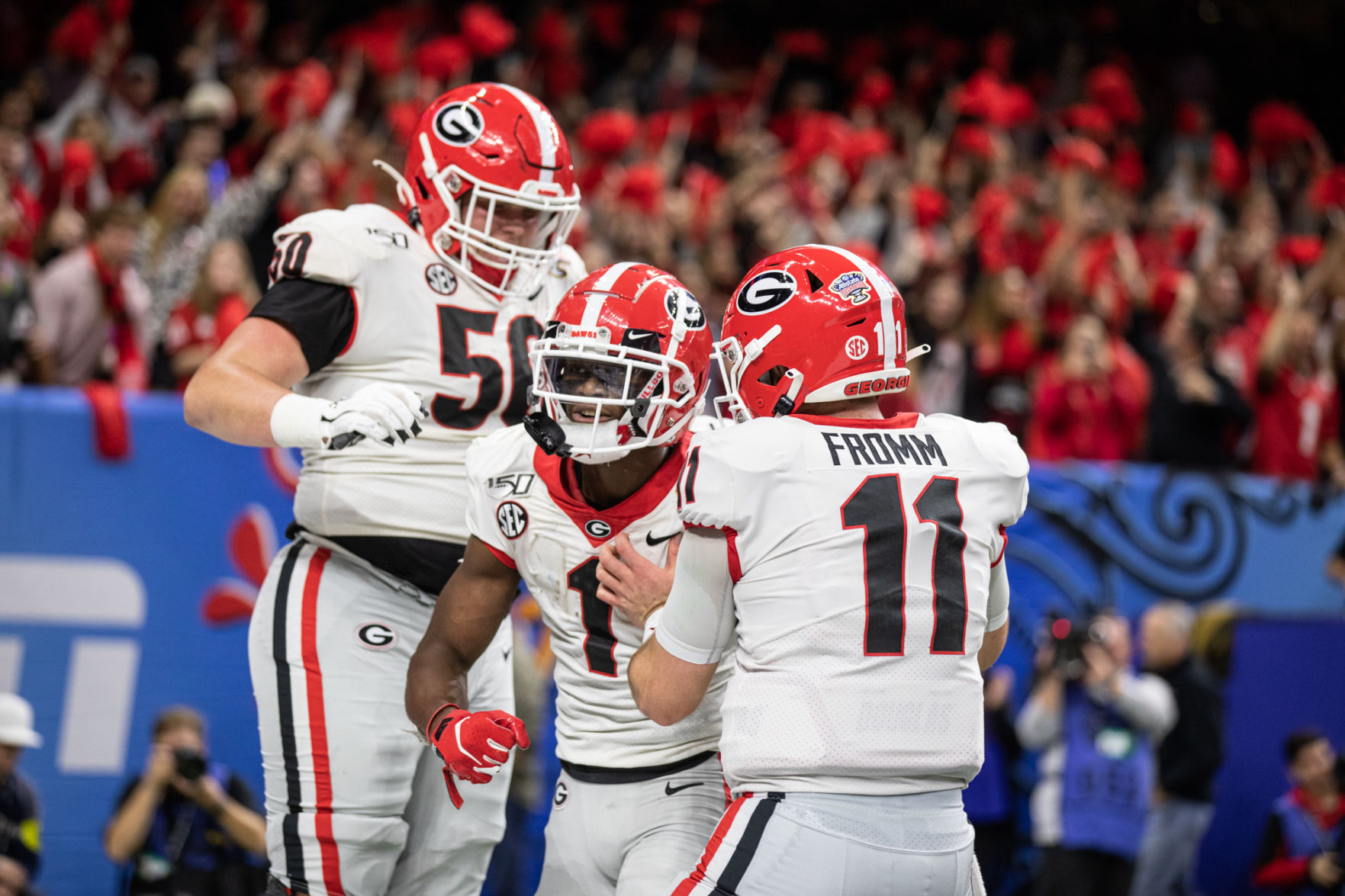 Georgia Football Report Card Grading Bulldogs Position Groups After Win Over Baylor Gameday Redandblack com
