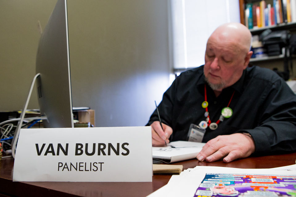 Van Alex Burns 1