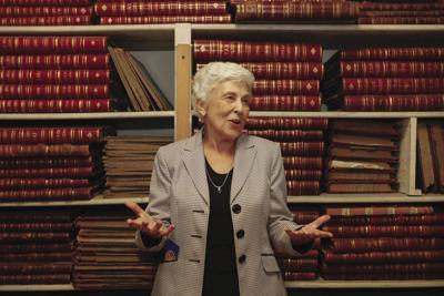 Athens-Clarke County Mayor Nancy Denson