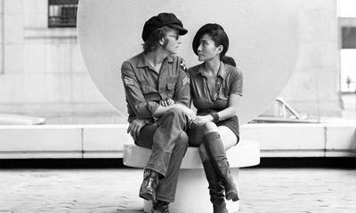 John & Yoko: Above Us Only Sky 2019 A&E