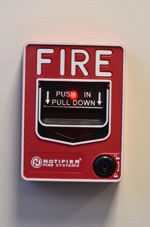 how to turn off fire alarm in apartment
