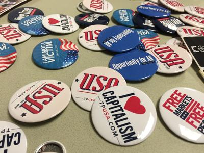 Turning point usa buttons