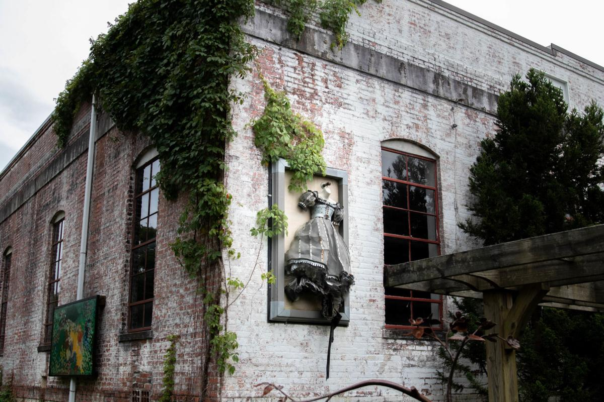 PHOTOS: Watkinsville's outdoor art installations