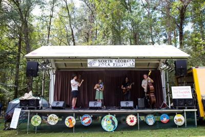 Fiddles and folk tunes: 12 acts to perform at 35th annual North Georgia Folk Festival