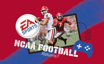 EA sports graphic