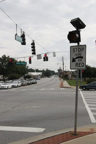 Red light cameras aim to change behavior, one $70 ticket at