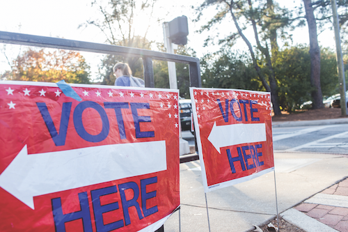 Election day is here, but what can you expect on the athens county.