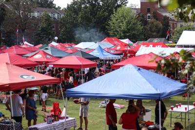 UGA students discuss their favorite tailgating traditions