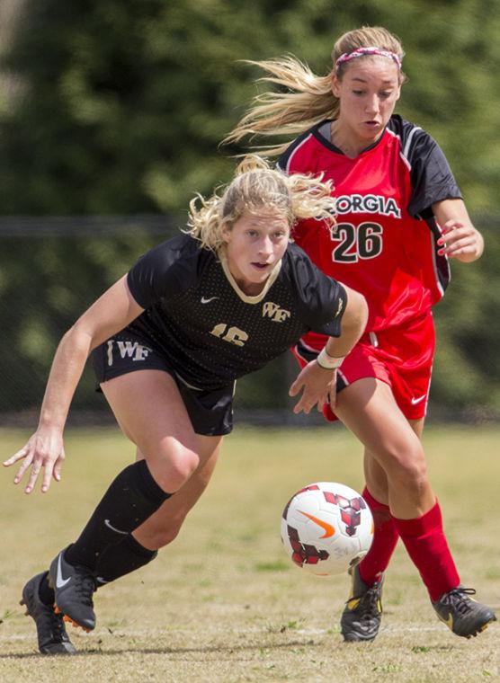 Women's Soccer: Ohio State falls short to Wake Forest 1-0 ... |Wake Forest Womens Soccer Camp