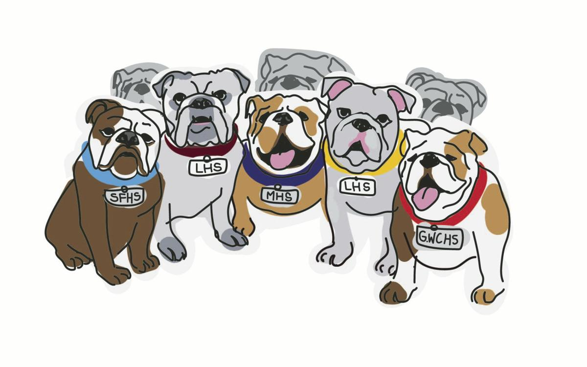 Top Feeder School bulldogs