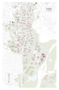 Uga Campus Map Printable.Graph Over A Year Of Reported On Campus Rapes Uganews