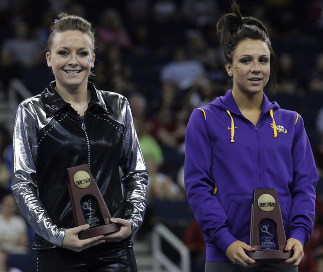PHOTO GALLERY: NCAA Gymnastics Individual Finals | Sports ...