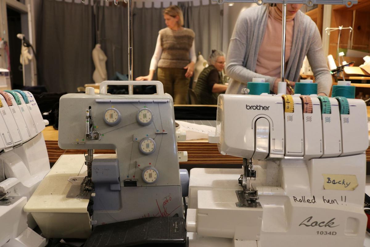 Sanni Baumgaertner —Community boutique sewing machines