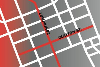 racist streets graphic