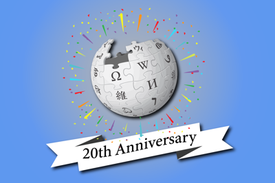 Wikipedia 20th Anniversary