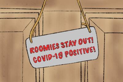 COVID roommates_graphic